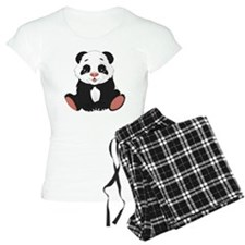 Cute Little Panda Pajamas