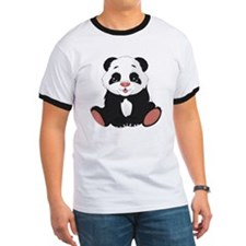 Cute Little Panda T