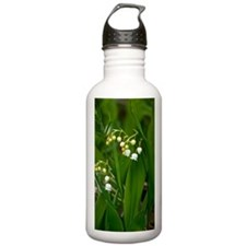 Convallaria majalis (L Water Bottle