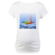 Chromatogram, 3D View Shirt