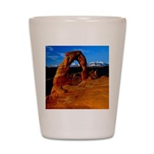 Arches National Park, Utah Shot Glass