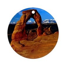 Arches National Park, Utah Round Ornament