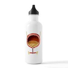 Bladder anatomy, artwo Water Bottle