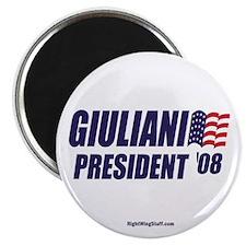 "Giuliani '08 2.25"" Magnet (10 pack)"