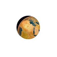 Africa and western Eurasia Mini Button