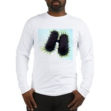 Bacterial conjugation, artwork Long Sleeve T-Shirt