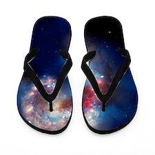 Antennae galaxies, composite image Flip Flops