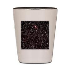Andromeda Galaxy Shot Glass