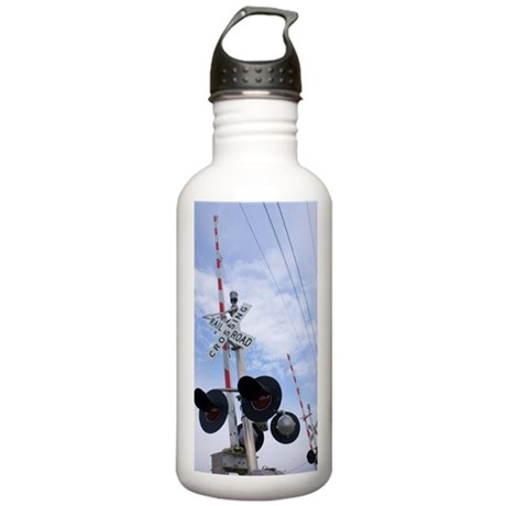 American railroad cros Stainless Water Bottle 1.0L