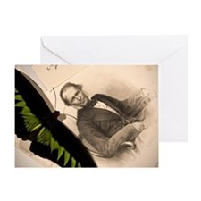 1855 Wallace Greeting Card