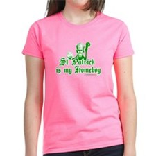 St. Patrick is my Homeboy Tee