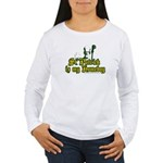 St. Patrick is my Homeboy Women's Long Sleeve T-Sh