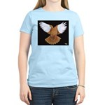 Domestic Flight Pigeon Women's Light T-Shirt