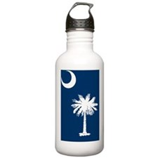 SC Palmetto Moon Water Bottle