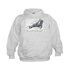 I Survived Foot Surgery! Hoodie
