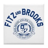 Fitz & Brooks  Tile Coaster