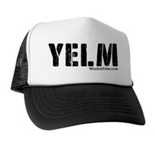 Yelm Font Corps Trucker Hat