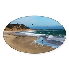 Kite surfing Decal