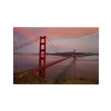 Golden Gate Bridge, San Fransisco Rectangle Magnet