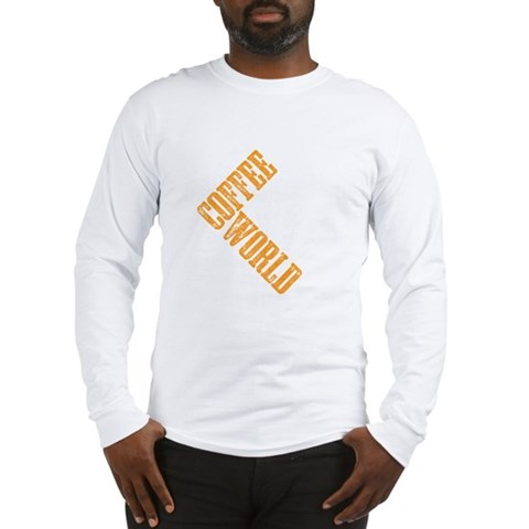 given enough coffee Long Sleeve T-Shirt