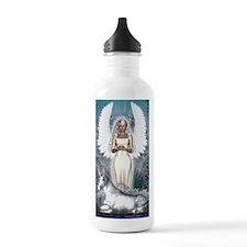 Angel and Unicorn Water Bottle