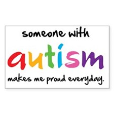 Proud Autism Decal