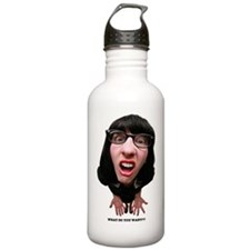 WHAT DO YOU WANT? Water Bottle