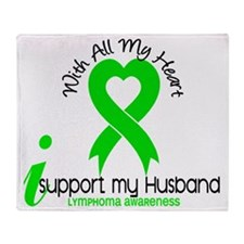 D Husband Throw Blanket