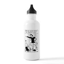 Nowt so daft... Water Bottle