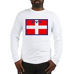 Piemonte Flag Long Sleeve T-Shirt