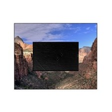 Canyon at Zion National Park. Picture Frame