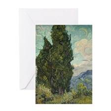 Flag Palimpsest Greeting Cards (Pk of 10)