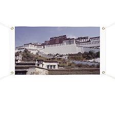 Potala Palace, Lhasa, Tibet, China, low ang Banner