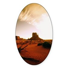 USA, Utah, Monument Valley National Decal