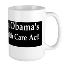 anti obama affordabledbump Mug