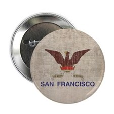 "Vintage San Francisco 2.25"" Button"