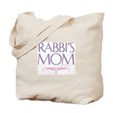 """Rabbi's Mom"" Tote Bag"
