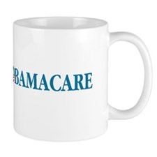 I Love Obamacare Small Mug