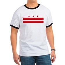 District of Columbia Flag T