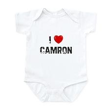 I * Camron Infant Bodysuit