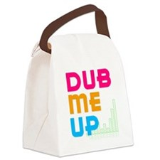 Dub Me Up Canvas Lunch Bag