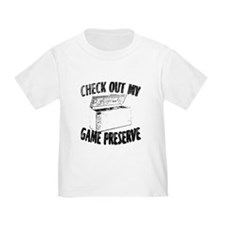 Check out my Game Preserve T