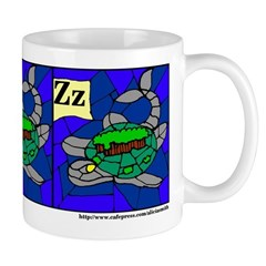 Z is for Zaratan Mug