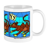 Y is for Ypotryll Mug