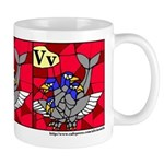 V is for Vasa Mortis Mug