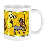 O is for Onocentaur Mug