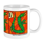I is for Ichneumon Mug