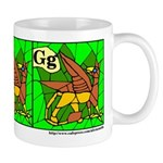 G is for Gryphon Mug