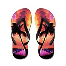 Dream Beach Flip Flops