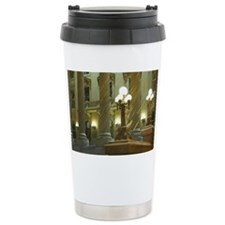 Alberta Legislature at night du Ceramic Travel Mug